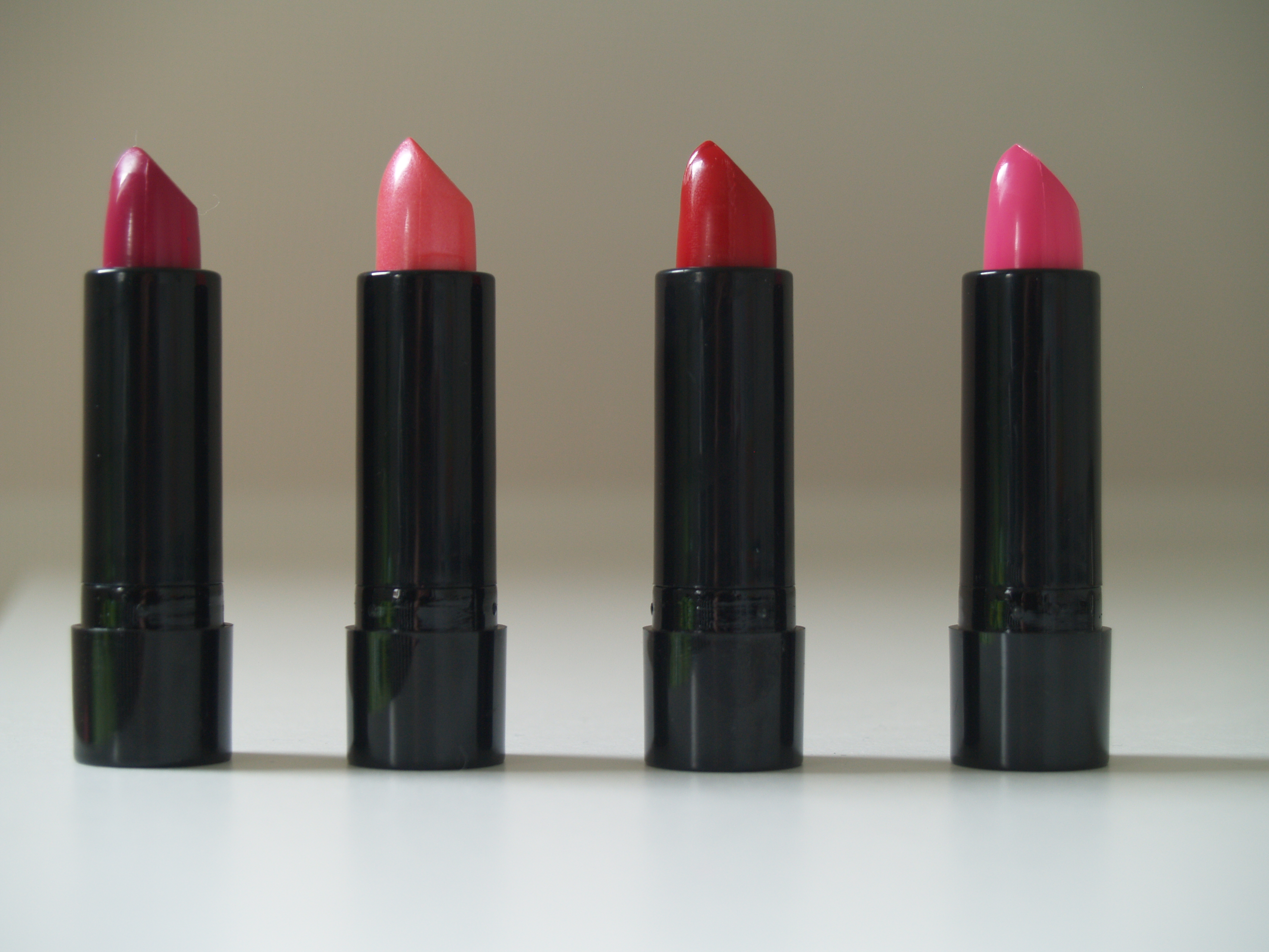 Perfect Touch Lipsticks