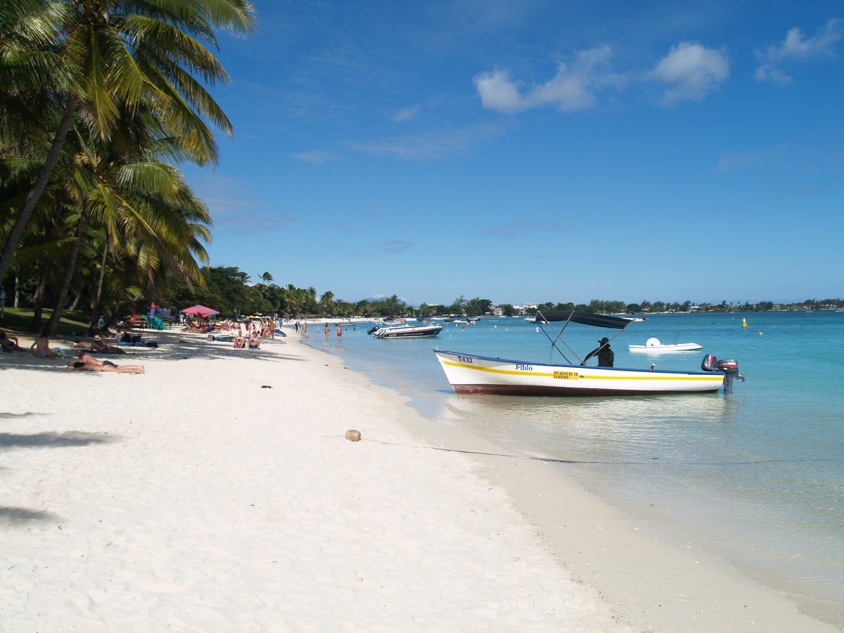 Dream Holiday: Mauritius!
