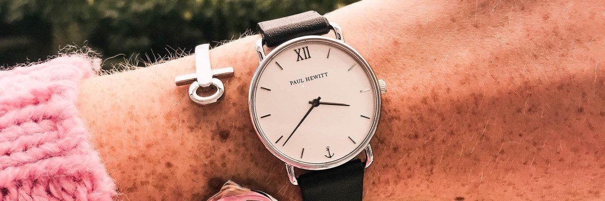 The amazing Paul Hewitt watch 🎁